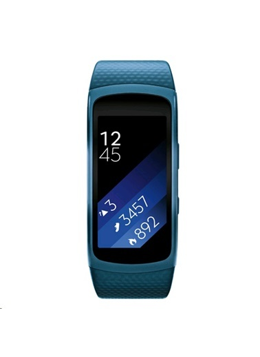 SM-R360 Gear Fit2 Sport Blue-Samsung
